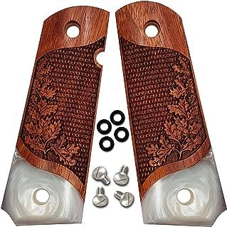 custom wood grips