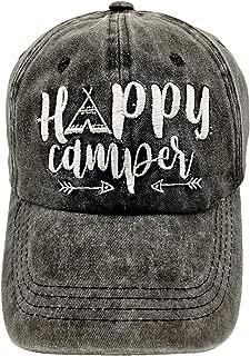 Best happy camper hat Reviews