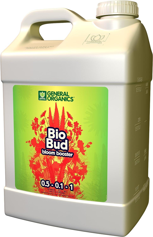 GH General Organics BioBud depot 2.5 2 Cs Overseas parallel import regular item Gallon