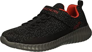 Skechers Kids' Boys' Elite Flex- Over Surge Sneaker, US