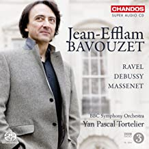Ravel: Concerto in G; Concerto for the Left Hand / Massenet 6 Piano Pieces / Debussy: Fantaisie
