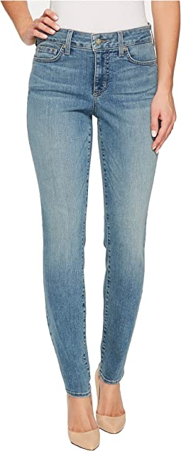Alina Legging Jeans in Pacific