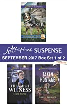 Harlequin Love Inspired Suspense September 2017 - Box Set 1 of 2: An Anthology