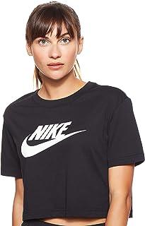 Nike Women's ESSNTL CRP ICN FTRA T-Shirt