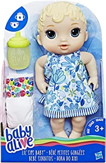 Baby Alive Lil' Sips Baby
