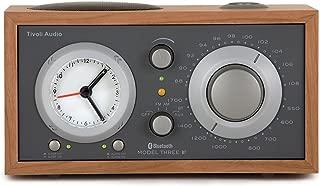 Tivoli Audio Model Three BT in Cherry/Taupe