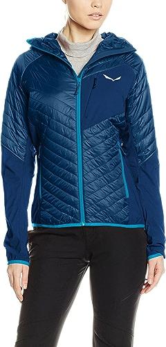 Salewa Ortles Hybrid 2 Prl W JKT, Vest de randonnée hybride Primaloft  Durastretch Femme