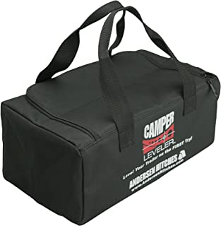 Andersen Hitches Camper Leveler Sturdy Carry Bag with Handle Keep Your 3604 Andersen Camper Levelers in One Place | Easy to Pack, Grab and Go
