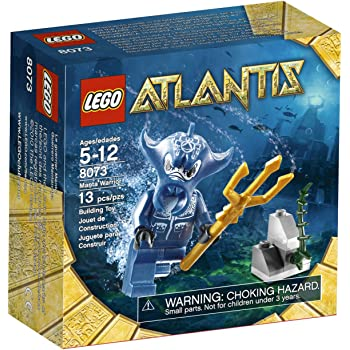 LEGO Atlantis Gateway of the Squid 4567863 8061