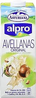 comprar comparacion Alpro Central Lechera Asturiana Bebida de Avellana - Paquete de 8 x 1000 ml - Total: 8000 ml