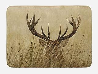 Best deer bath rug Reviews