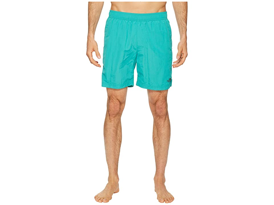 The North Face Class V Pull-On Trunk (Porcelain Green) Men