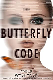 The Butterfly Code: A thriller with shocking twists and turns (Ultrahumans Book 1)