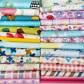 Quilting Fabric, Misscrafts 25pcs 12