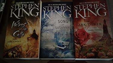 The Dark Tower Set (Books 5-7)