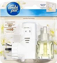 Ambi Pur Vanilla Harmony Plug-in Air Freshener set