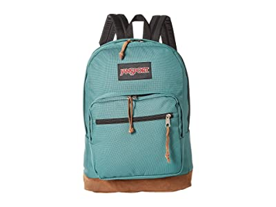 JanSport Right Pack (Blue Spruce) Backpack Bags