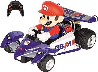 Carrera RC 200990 Mario Kart Circuit Special Racer Radio Remote Control Car - Mario 1:18 Scale