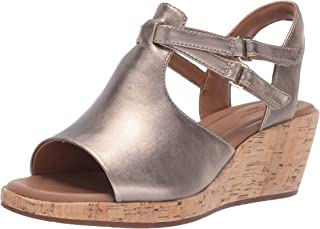 Clarks Un Plaza Way womens Wedge Sandal