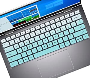 Keyboard Cover Skin for Dell Inspiron 14 5410 5415 5418 7415 14 inch Laptop,Dell Latitude 3320 3420 14