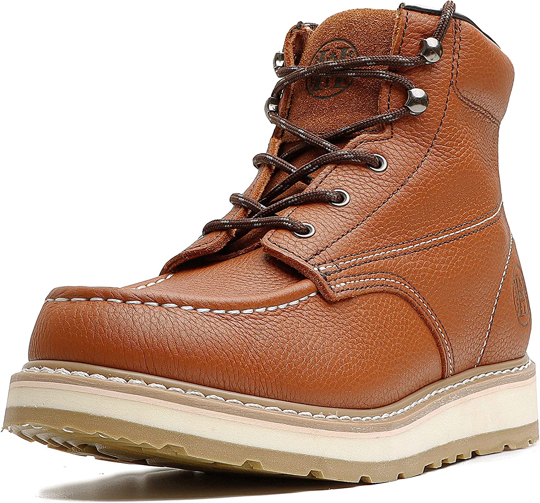 HANDROCK Work Boots for Kansas Over item handling ☆ City Mall Men 6