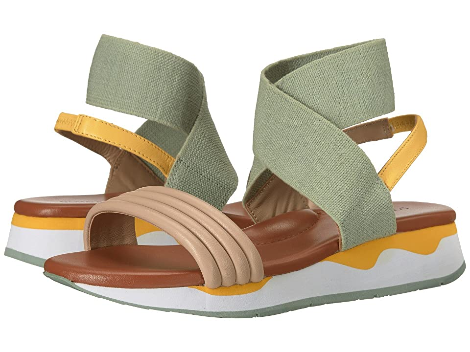 Donald J Pliner Shaye (Almond/Sage/Lemon) Women