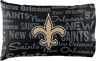 New Orleans Saints - Set of 2 Pillowcases - NFL Football Bedroom Accessories