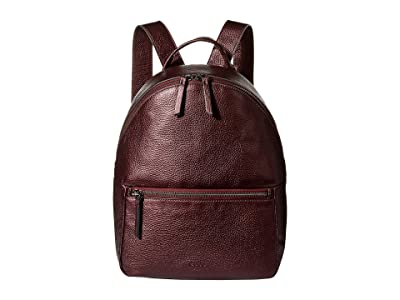 ECCO SP 3 Backpack (Fig Metallic) Backpack Bags