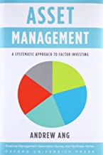 asset management a systematic approach to factor investing