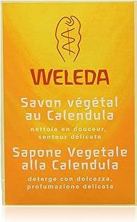 WELEDA Pflanzliche Seife 1 Stück Ringelblume, 100.0 g