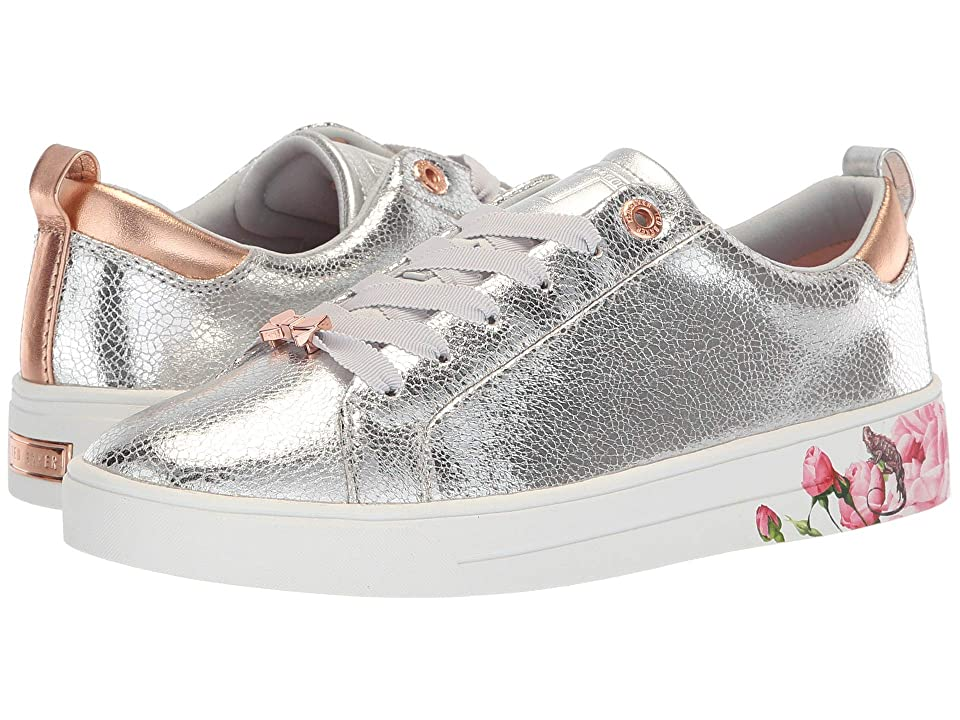 Ted Baker Luoci (Silver Crackle) Women