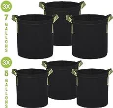 Best grow bag gardening Reviews