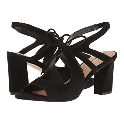 Tahari Night (Black Suede) High Heels