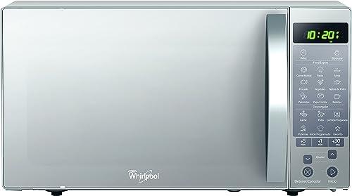 Whirlpool WM1211D Horno de Microondas con 1.1 Pies Cúbicos, Plata