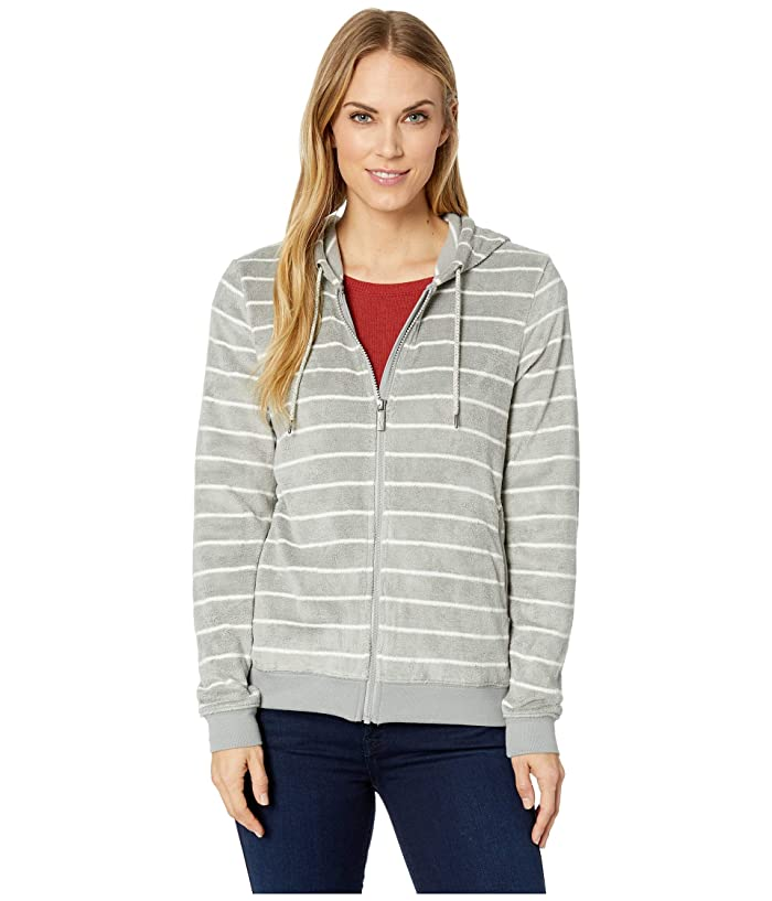 Toad&Co Cashmoore Jacket (Light Ash Stripe) Women