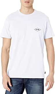 Billabong Men's Short Sleeve Premium Logo Graphic Tee T-Shirt