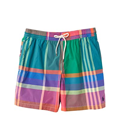 Polo Ralph Lauren Traveler Swim Trunks (Multi) Men