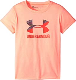 Under Armour Kids - Big Logo Short Sleeve (Little Kids)