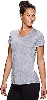 RBX Active Women's Space Dye Short Sleeve Yoga T-Shirt