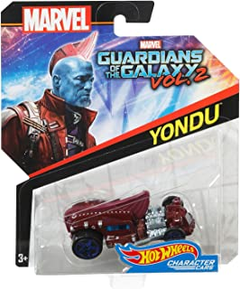 Hot Wheels 1:64 Marvel Character Car Guardians of the Galaxy Yondu DXM06
