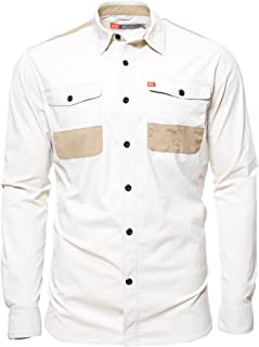 American Outdoorsman The Stretch Ripstop Tactical Shooting Shirt with Elbow Patches