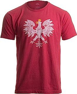 Poland Pride   Vintage Style, Retro-Feel Polish Eagle Polska Unisex T-Shirt