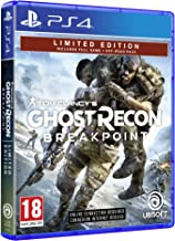 Tom Clancy's Ghost Recon Breakpoint Limited Edition (PlayStation 4) - UAE Version (Amazon Exclusive)