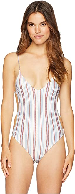 Honeysuckle One-Piece