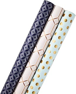 Hallmark All Occasion Reversible Wrapping Paper (Modern...