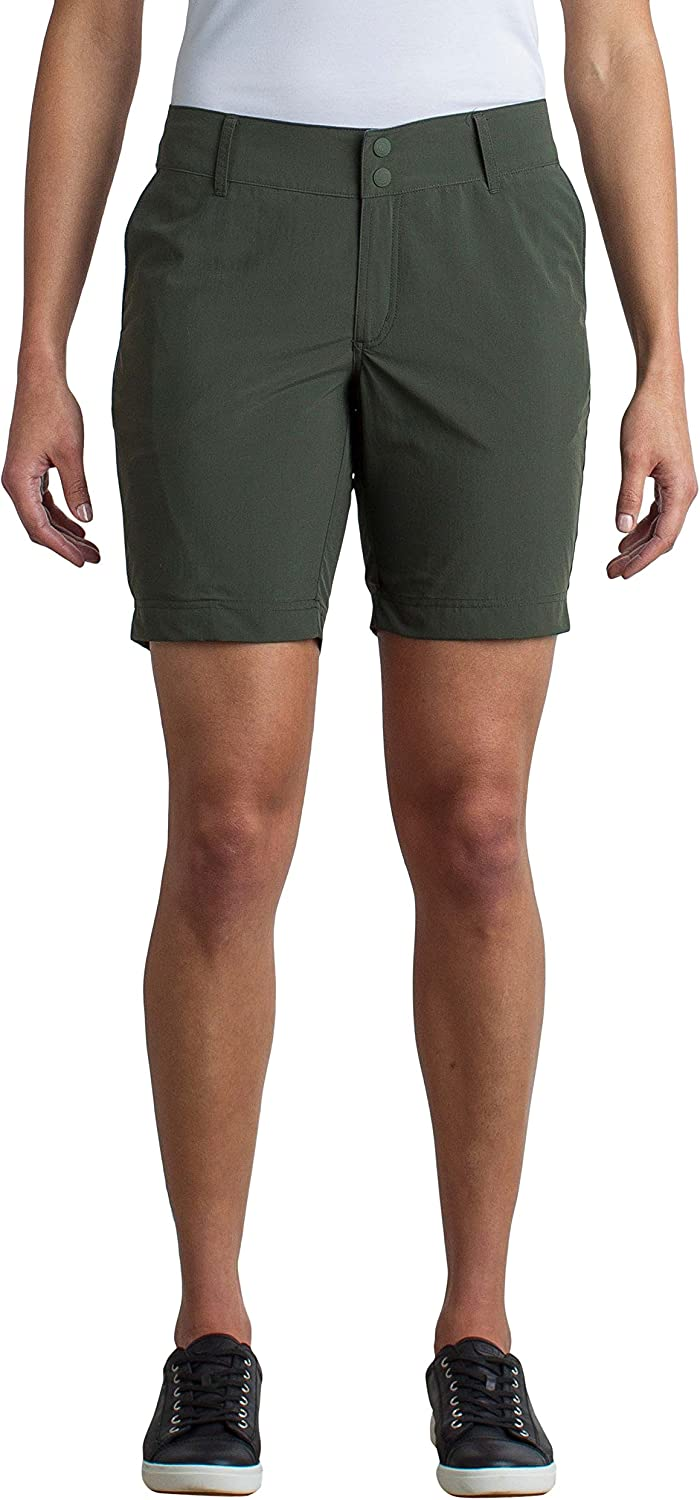 ExOfficio Women's Sol Cool Nomad Lightweight Travel Shorts