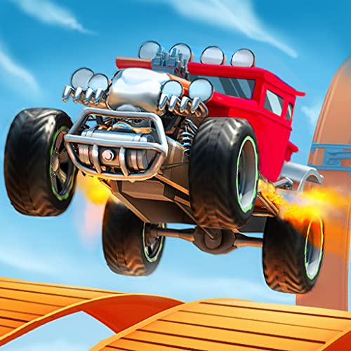 Extreme Hot Wheels of Mega Ramp Car Stunts: Impossible GT Race Off