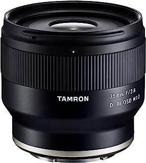 タムロン 35mm F/2.8 Di III OSD M1:2 (Model:F053)※FEマウント用レンズ(フルサイズミラーレス対応) 35F/2.8DI3OSDF053