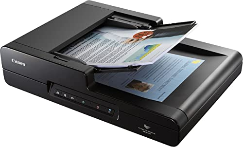 Canon DR-F120 Scanner de Document Noir