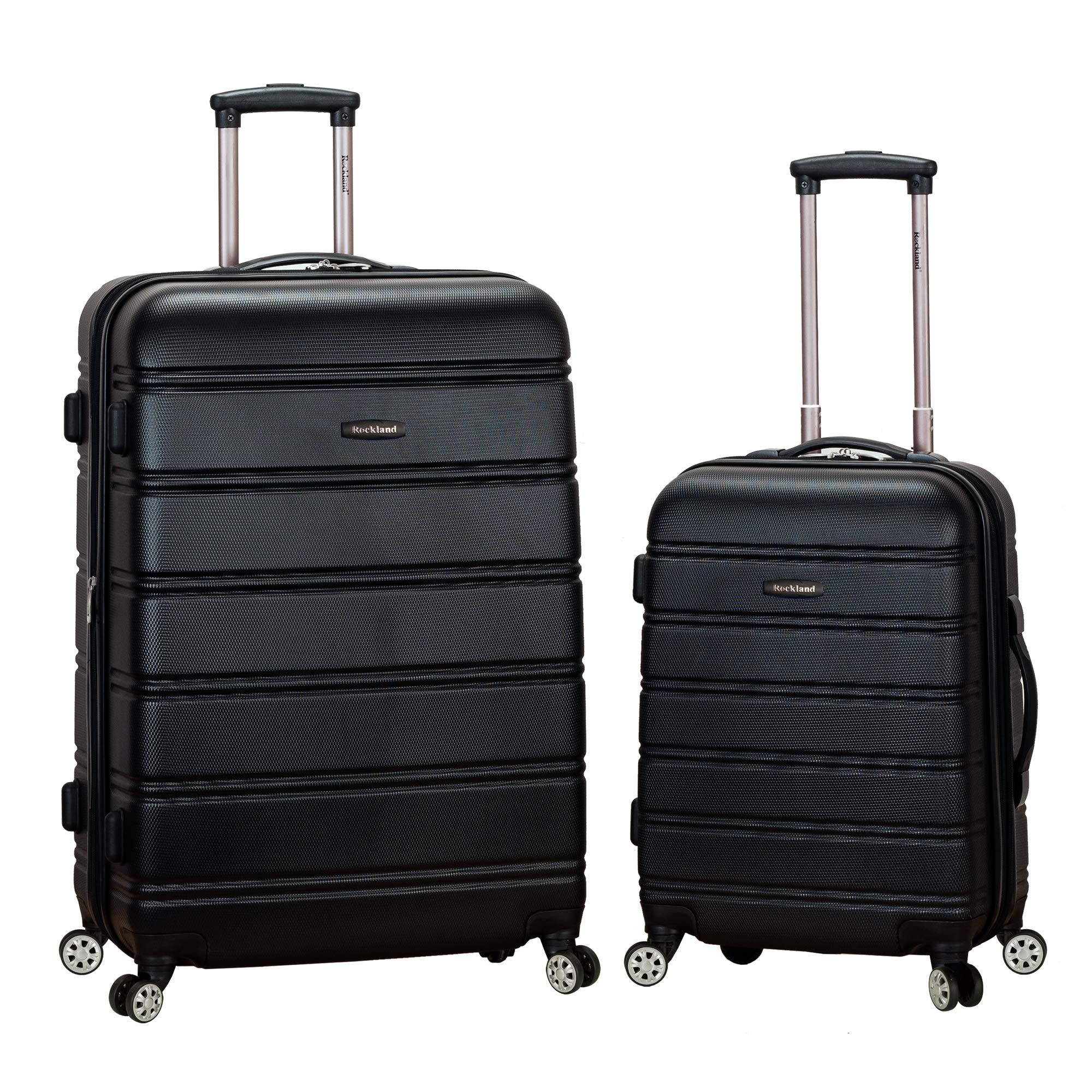 Rockland Luggage Piece Expandable Spinner